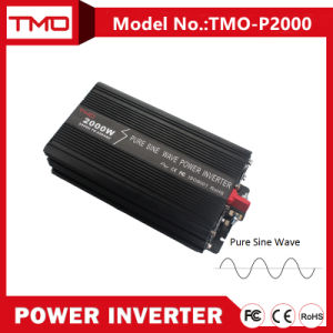 12V 24V 48V DC to AC 110V 220V off Grid 2000W DC to DC Power Inverter 24V 120V pictures & photos