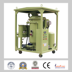 Mobile Transformer Oil Filtering Plant pictures & photos