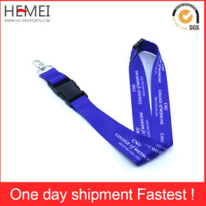 Lanyard Neck Strap ID Card Badge Mobile Polyester Lanyards Office Stationery pictures & photos