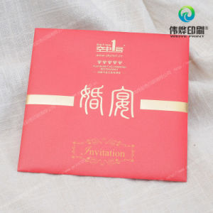 Gold Stamping Envelope for Packaging Invitation Card Printing pictures & photos