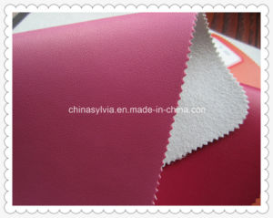 Microfiber Leather for Shoe Lining Leather pictures & photos