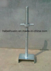 U Head Jack and Flat Jack Used in Marine Formwork pictures & photos