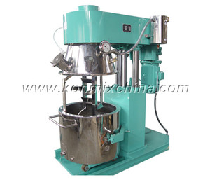Double Planetary Mixer with Disperser, Dispersion Blade pictures & photos