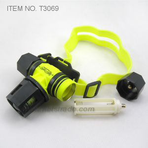 Powerful LED Diving Headlamp (T3069) pictures & photos