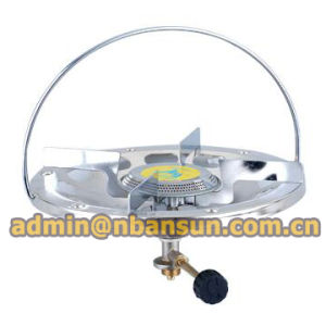 High Quality Outdoor Round Camping Gas Stove pictures & photos