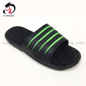 Top Design Famous EVA Men Slippers pictures & photos