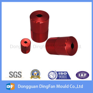 Aluminium Precision CNC Machining Part Spare Part with Colour Anodized pictures & photos
