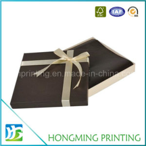 Wholesale Luxury Empty Paper Gift Chocolate Box pictures & photos
