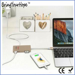 Card Reader Digital AV Multi-Port Adapter 3.1 Type-C Hub (XH-HUB-005) pictures & photos