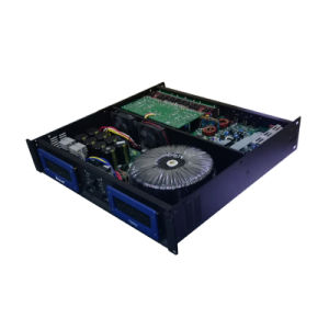 China OEM Transistor Professional Audio Power Amplifier with Ce pictures & photos