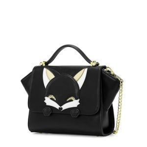 New Arrival Cute Fox Patchwork Flap Winged Kids′ Handbags pictures & photos