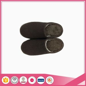 Men Knit Jersey with Foam Sole Slippers pictures & photos