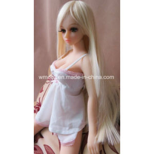 65cm Real Silicone Sex Dolls for Man with Skeleton pictures & photos