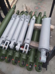 Agricultural Machinery Use Welded Hydraulic Oil Cylinder pictures & photos