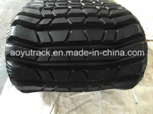 Rubber Tracks for Cat287 Compact Loader pictures & photos
