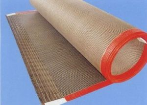 Teflon PTFE Coated Fiberglass Screen Print Converyor Dryer pictures & photos