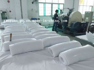 Htv Solid Silicone Rubber for Making Electric Composite Insulators Arresters Bushings pictures & photos