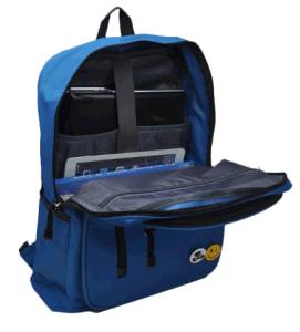 Blue Student Laptop Backpack Bag, Computer Shoulder Backpack Bag for Hobe, School, Ol pictures & photos