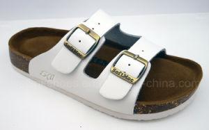 2017 Cork Slipper Cork Shoes Cork Sandal Birken Stock Sandal pictures & photos