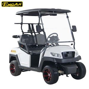 Alum Chassis 2 Seater Electric Golf Buggy Cart pictures & photos