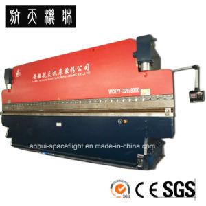 CE approved bending machine WC67 with high quality pictures & photos