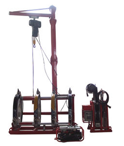 Shbd800 Butt Fusion Pipe Welding Machine