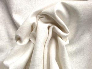 Slubbed Linen Cotton Fabric