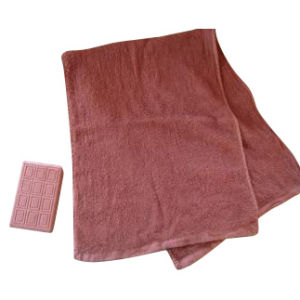 100% Cotton Terry Towel Novelty Compressed Towel
