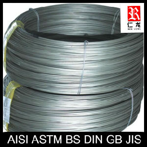 Zinc-Coated Steel Wire for Submarine Cable