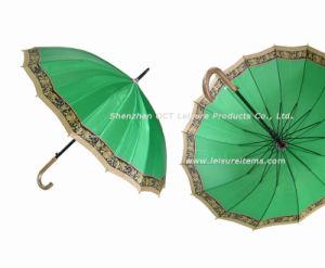 Satin Umbrella (OCT-JH009) pictures & photos