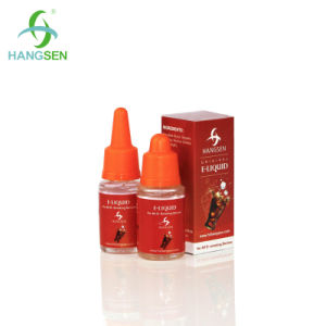 Hangsen Mint Flavors E-Liquid for Quitting Smoking pictures & photos
