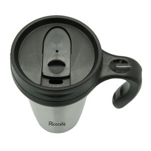 Stainless Steel Double Wall Auto Mug 400ml pictures & photos
