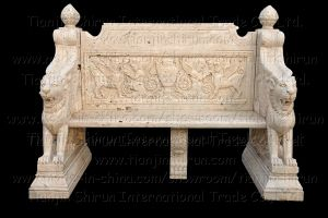 Stone Bench, Outdoor Garden Furniture, Bench (9020) pictures & photos