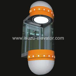 Isuzu Panoramic Elevator (HSGQ-623) pictures & photos