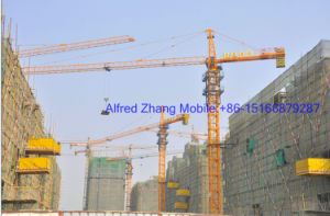 Nice Quality Hongda Tower Crane (Tc4708) pictures & photos