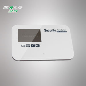 GSM RFID Alarm System with Wireless Keypad pictures & photos