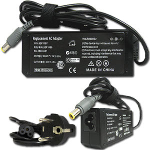 Laptop AC Adaptor/Adapter for IBM 20V/4.5A pictures & photos