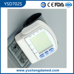 Ysd702s Large LCD Display Medical Dvice Blood Pressure Monitor pictures & photos