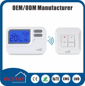 Modern Design Hotel Room Household Thermostat with Good Service and Long Term Technical Support pictures & photos