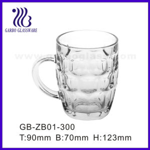 16oz High Quality Glass Beer Mug with Handle GB093920 pictures & photos