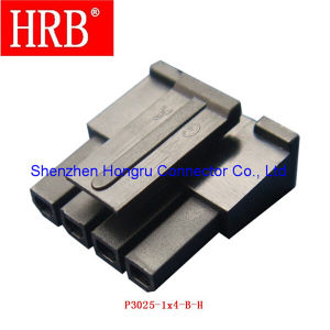 Single Row Male Connector Receptacle pictures & photos