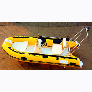 Fiberglass Rib Boat PVC Material with CE Rib pictures & photos