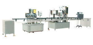 Production Line of Washing, Filling and Capping Machine pictures & photos