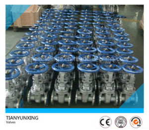 ANSI Stainless Steel CF8 Fexible/Wedge Gate Valves pictures & photos