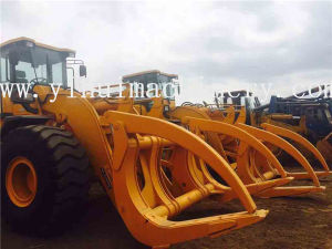 247kw Weichai Engine 22ton Front End Loader with Log Grapple pictures & photos