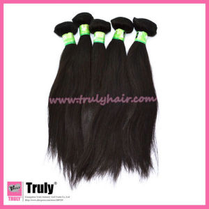 "High Quality 100% Peruvian Virgin Remy Human Hair Extension, Natural Straight, 12""-30"", Natural Color"