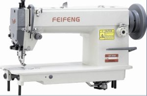 Single Needle Top and Bottom Feed Locktitch Flatbed Sewing Machine (FF0378/0378CX)