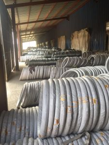 22 Gauge (0.71 mm) Electro Galvanized Wire for Binding in Construction pictures & photos