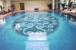 Bathroom Swimming Pool Ceramic Glass Mosaic Tile (CST122) pictures & photos