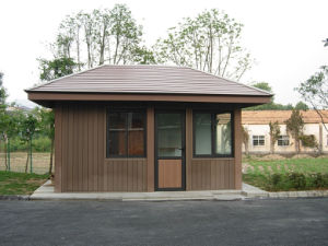 Wooden Container House with High Quality pictures & photos